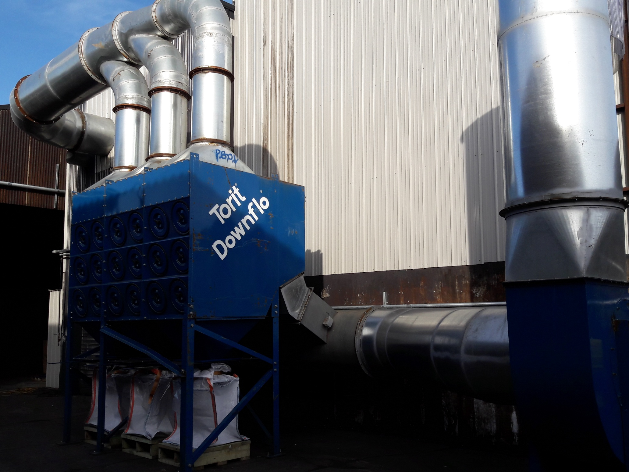 A Dust Collector