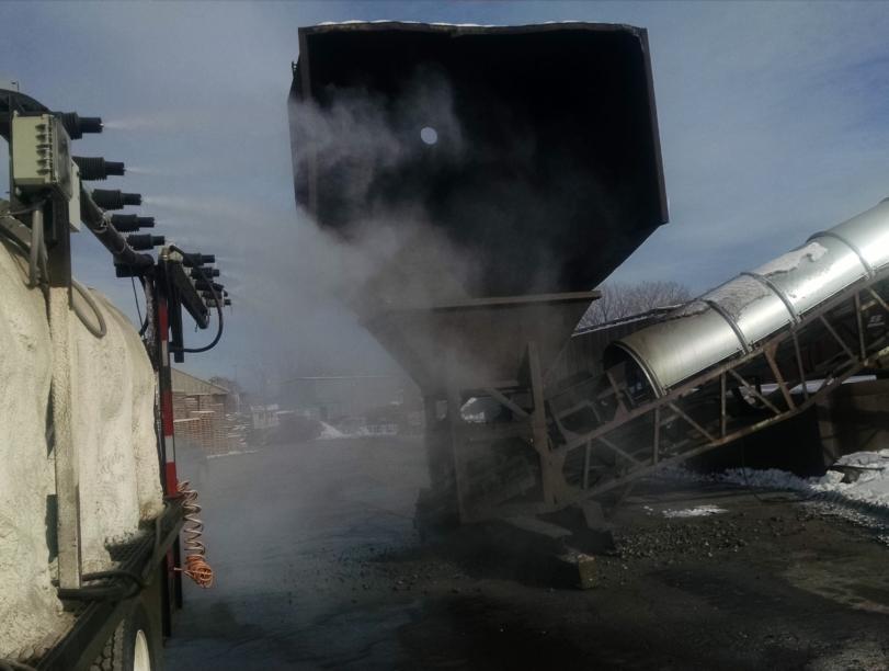 Fog Truck